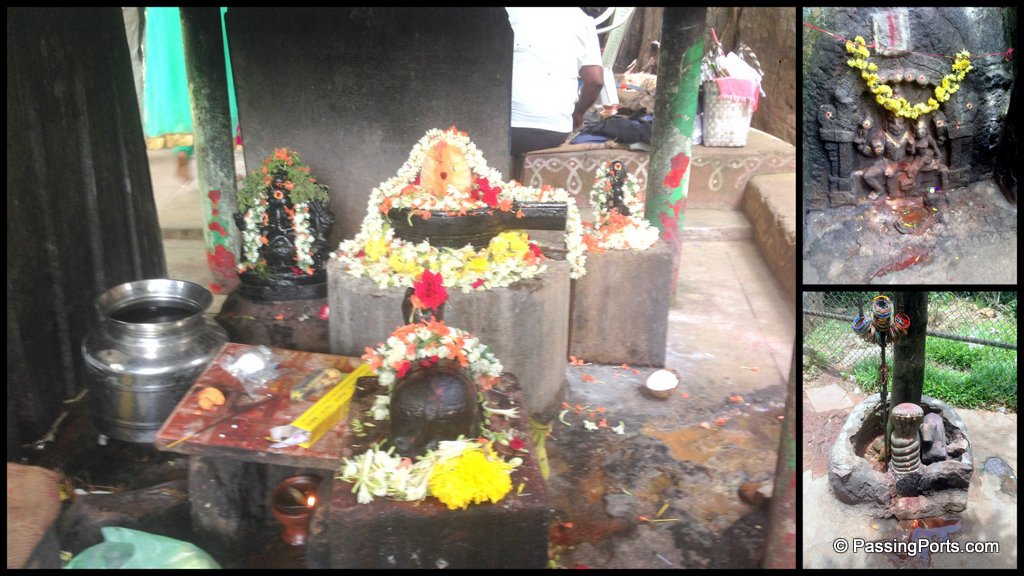 Chakratheertham Temple in Tirupati