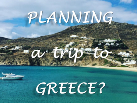 Planning for A Greece Trip?