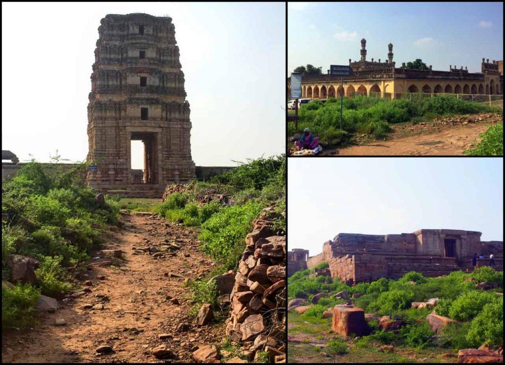 Madhavaraya Temple Gandikota