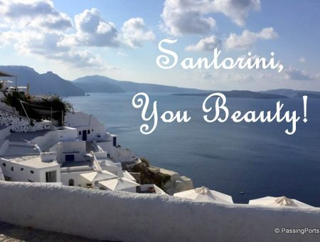 Santorini – Commercial yet Beautiful