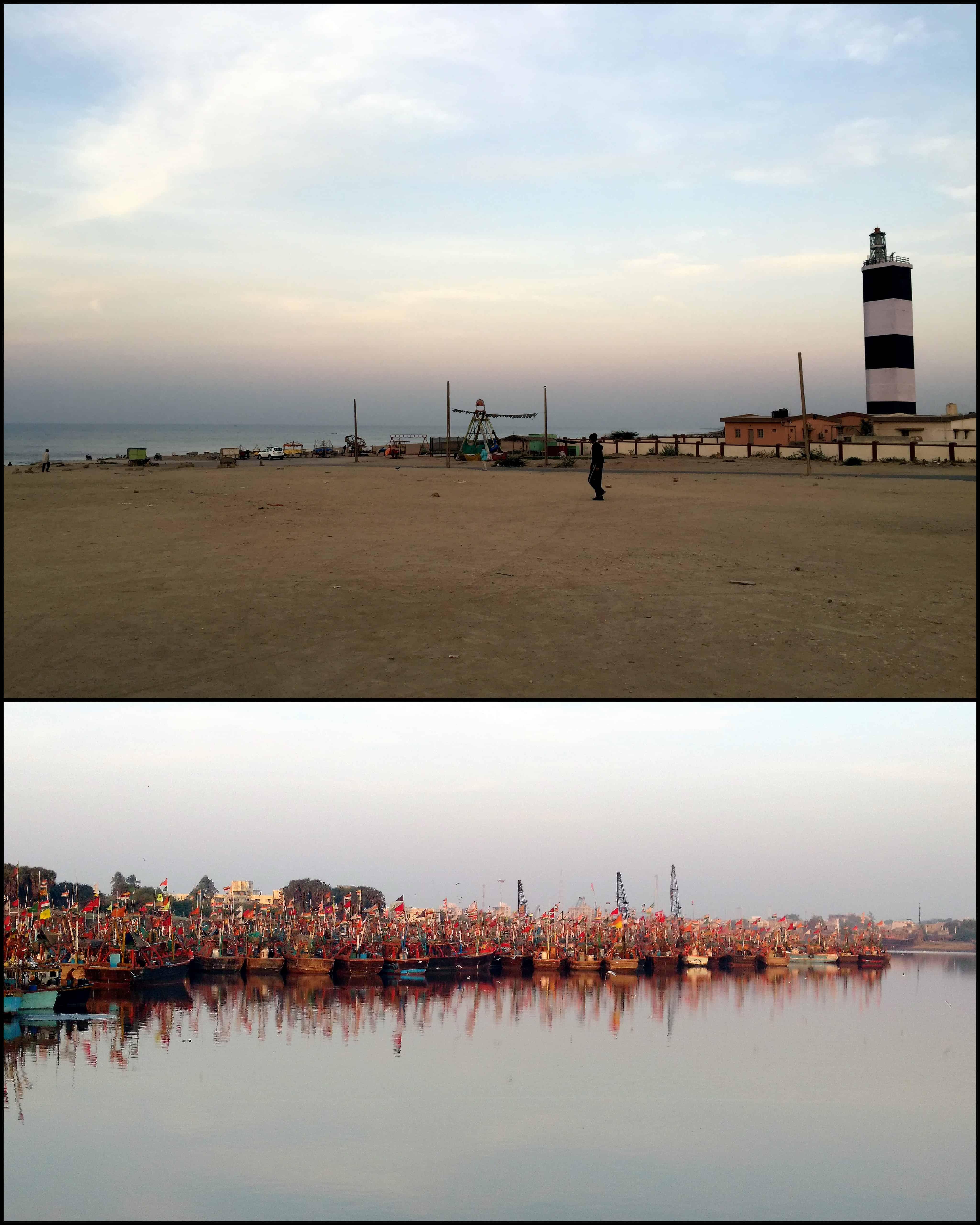 Veraval Beach