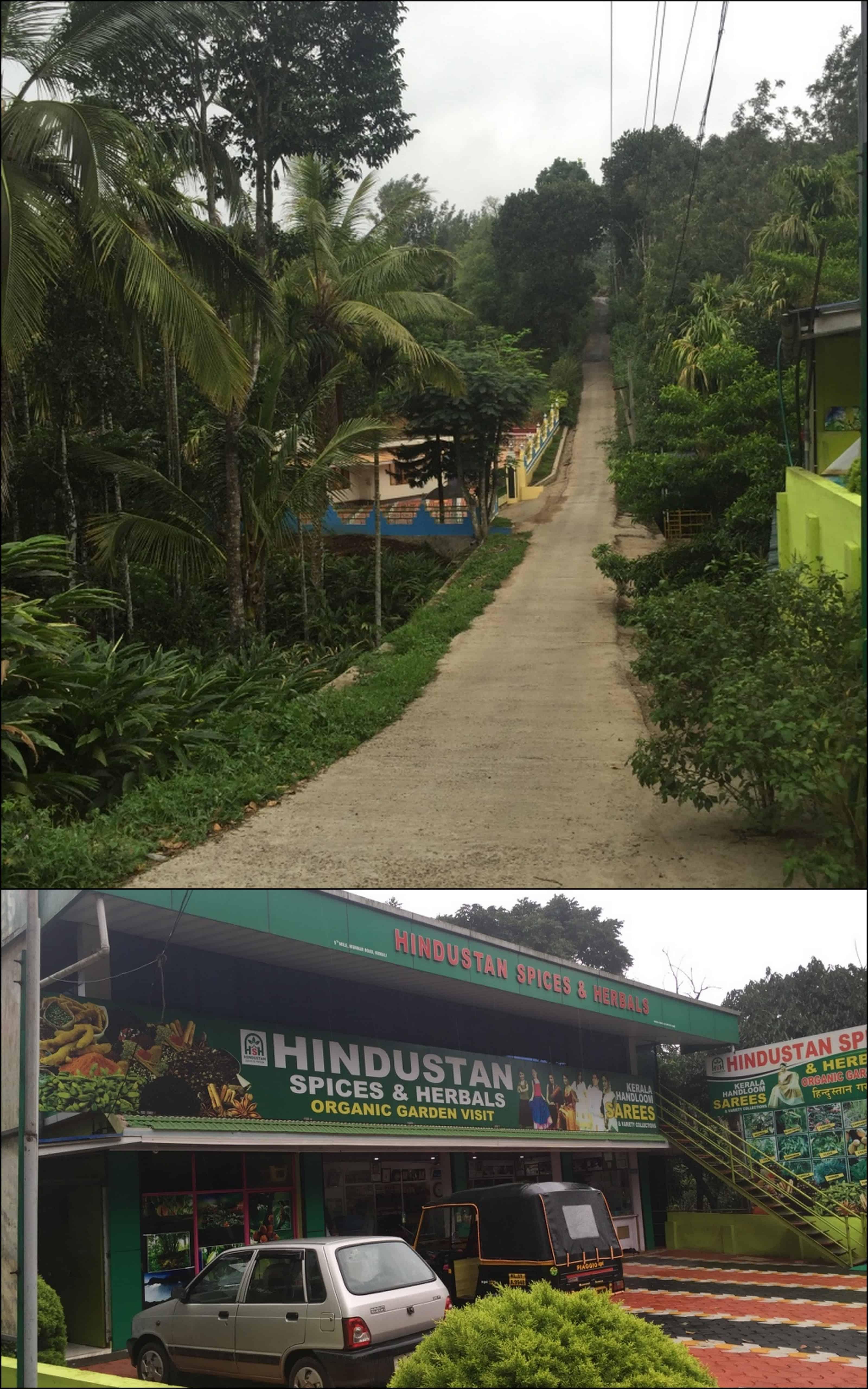 Spice Garden in Thekkady