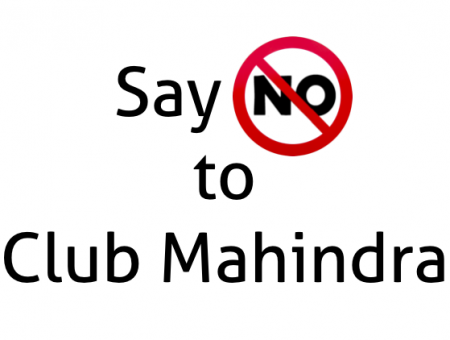 Update: Club Mahindra Responds