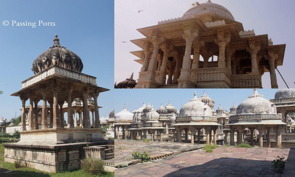 Ahar Mausoleum and Museum