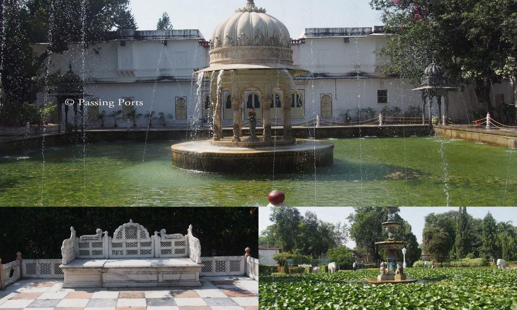 Sahelion Ki Baari, Udaipur