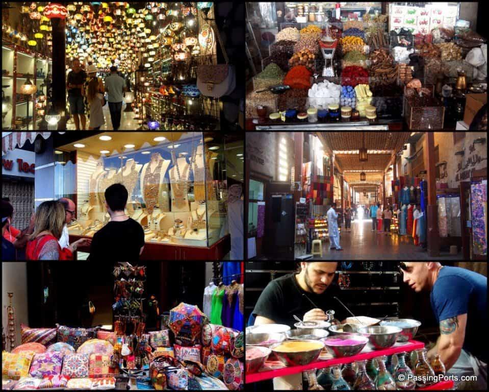 Bur Dubai Shopping