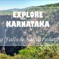 Jog Falls And Sahasralinga In One Day
