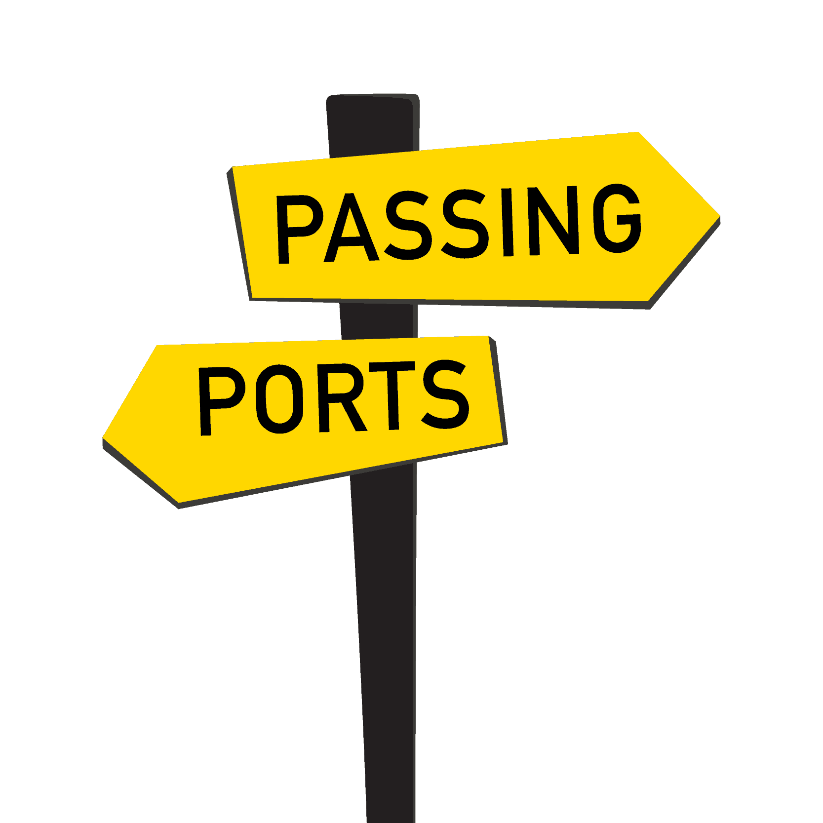 Passing Ports