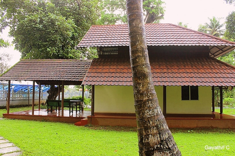 Kurialachery House in Kerala
