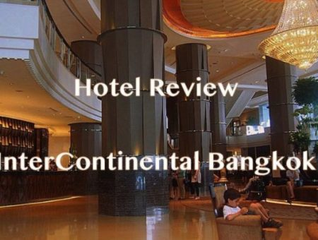 Staying at the InterContinental Bangkok – Hotel Review