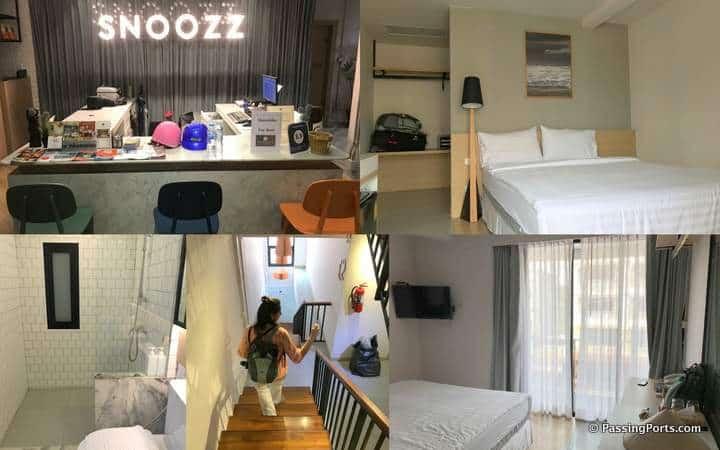 Snoozz Hotel in Krabi