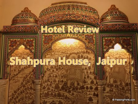 Hotel Review: Shahpura House, Jaipur