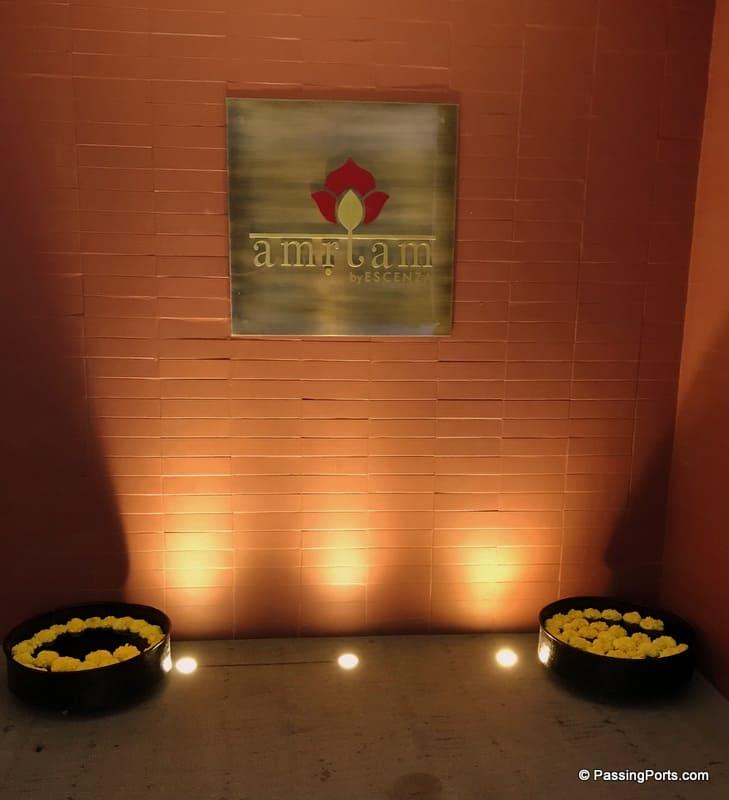Spa in InterContinental Chennai