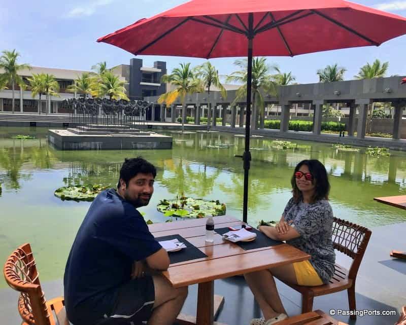 Food in InterContinental Chennai