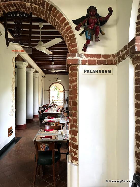 Restaurants in Svatma, Tanjore