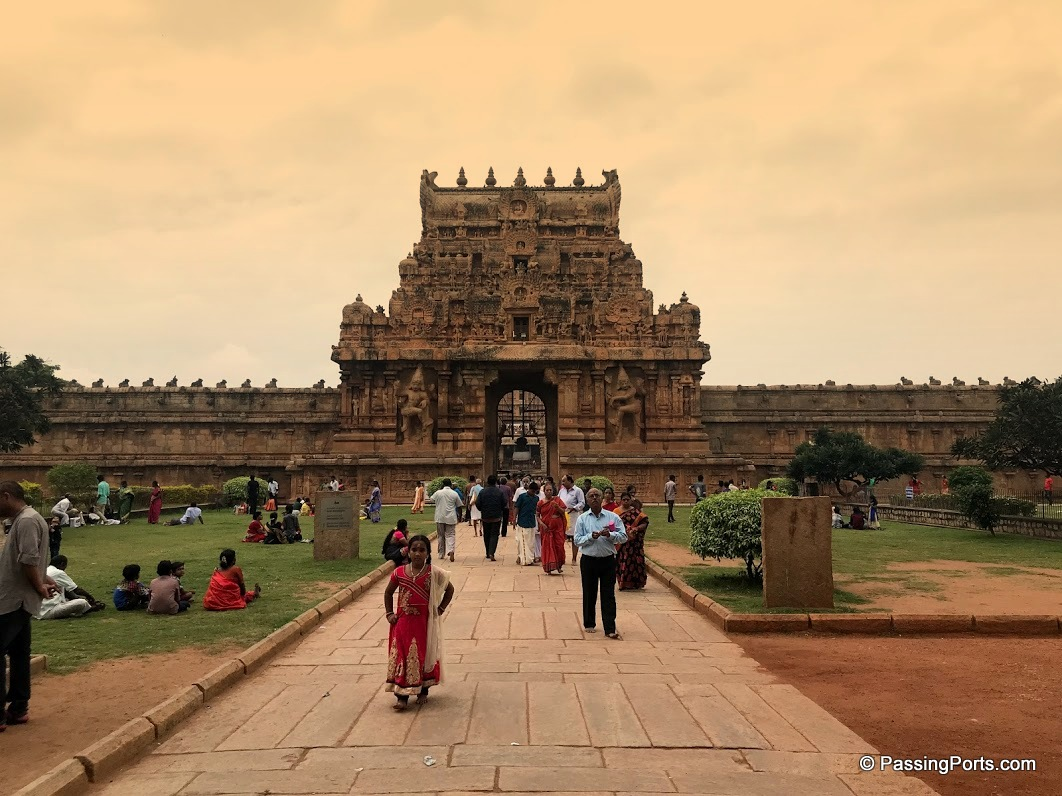 One of the Chola dynasties greatest architecture