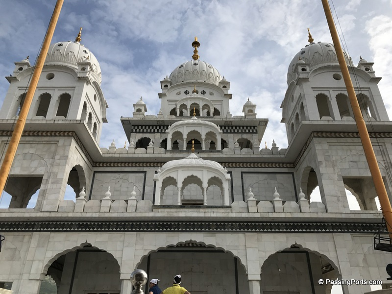 Temple in Pushkar