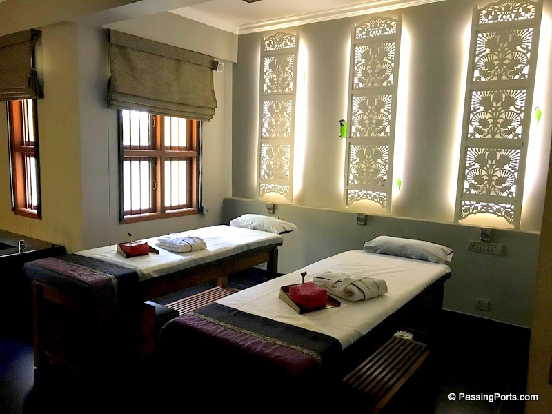Spa in Svatma Heritage