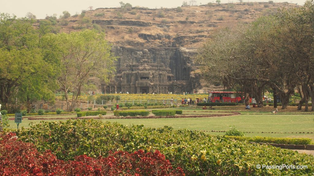 Cave No 16 in Ellora Caves
