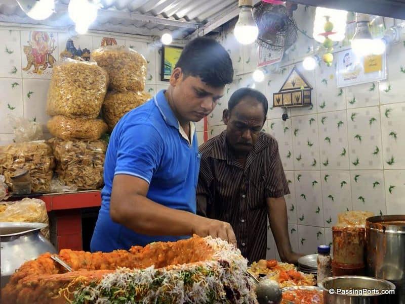 Local food in Bhubaneswar