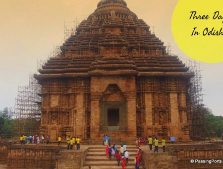 Places To Visit In Odisha In Three Days