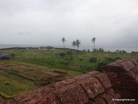 A quick visit to Bekal Fort, Kerala