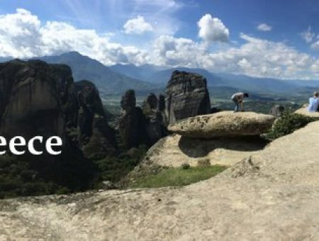 Monasteries of Meteora – The Rock Pillars of Greece