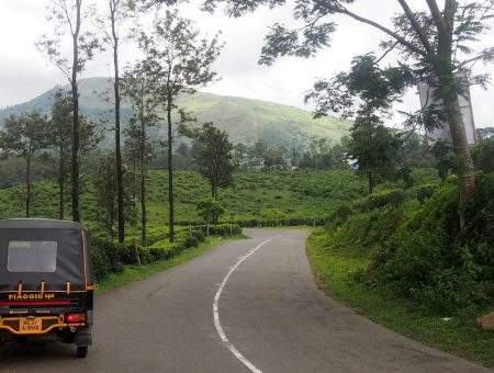 Day Two: Three days in Thekkady – Kuttikkanam, Vagamon, Mottakunnu and Parunthumpara