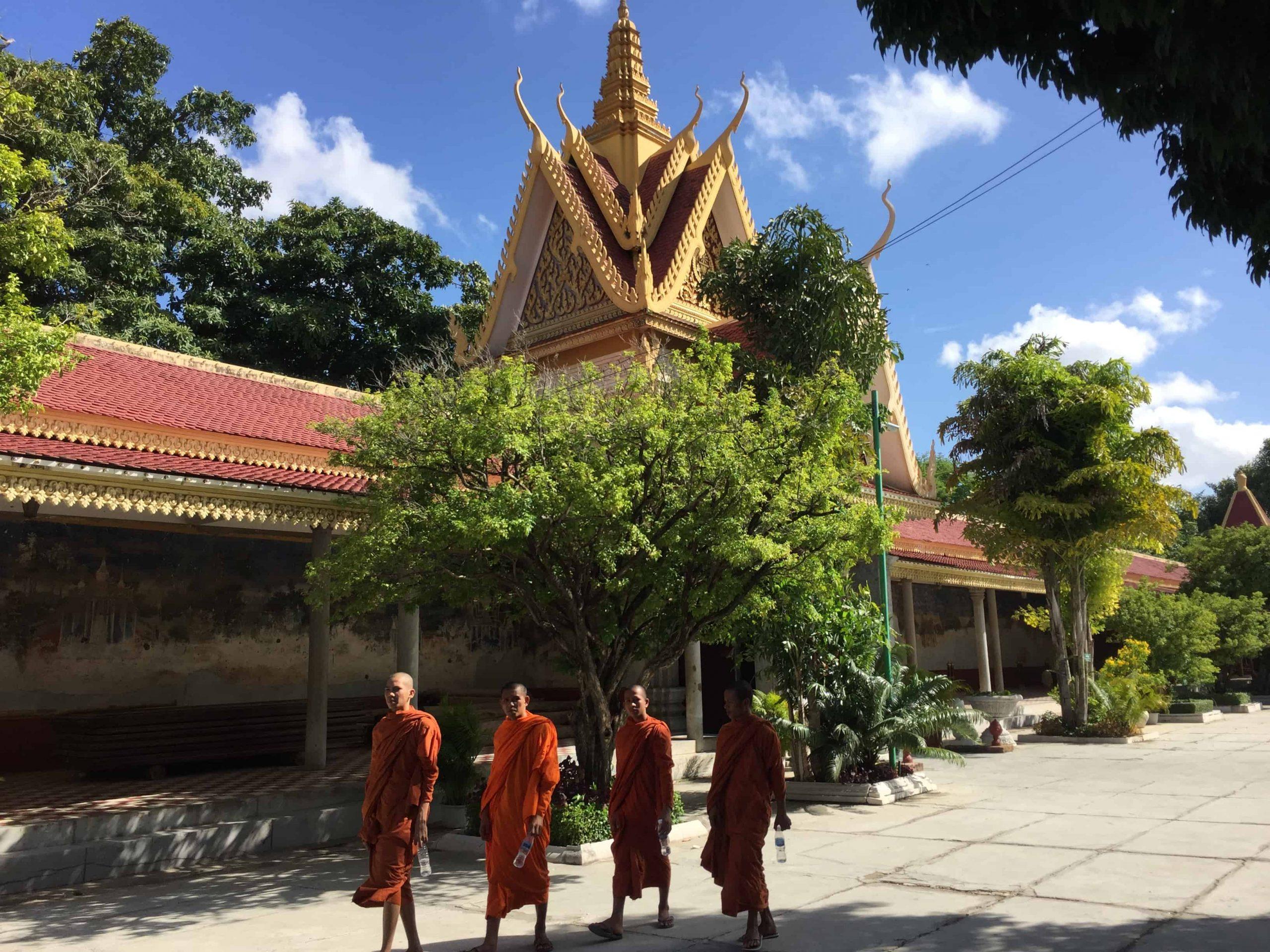 Royal Palace in Phnom Penh
