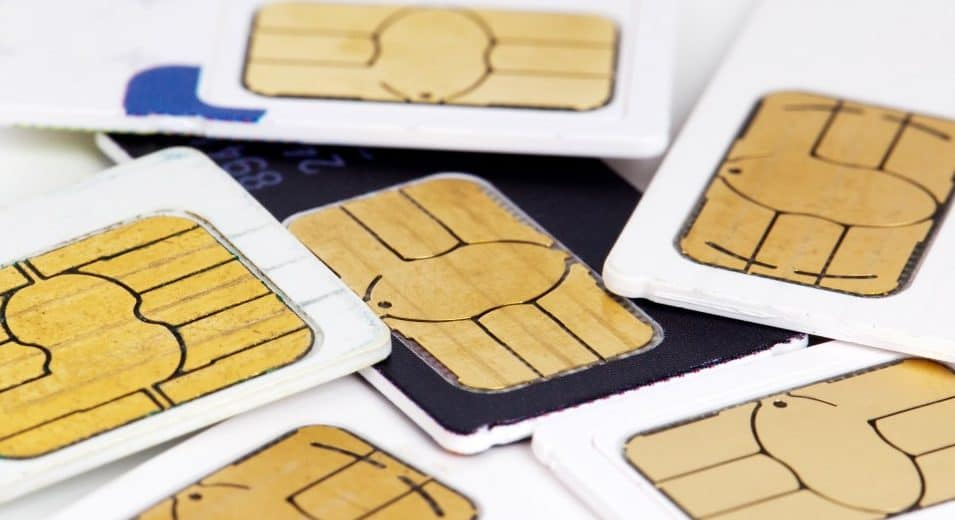 Free SIM card for tourists in India