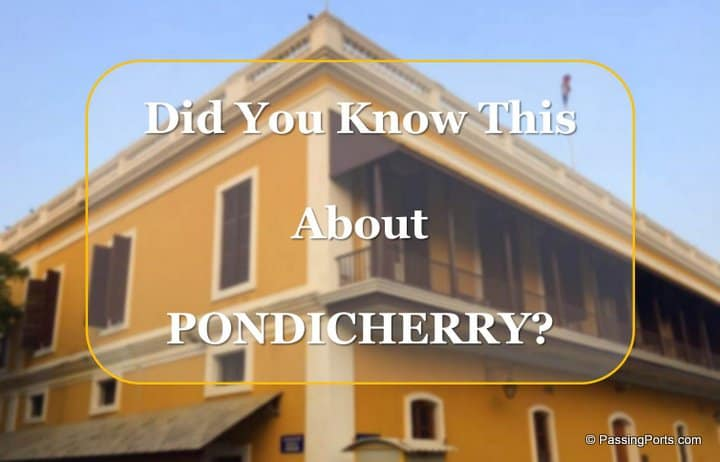Pondy and things to do