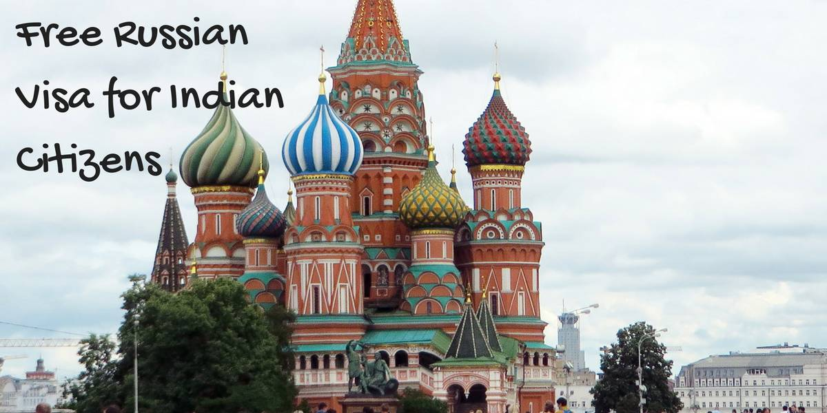 Russian visa requirements for Indian Citizens