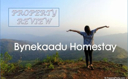 Review of the homestay