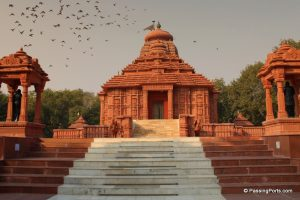 Sun Temple in Gwalior