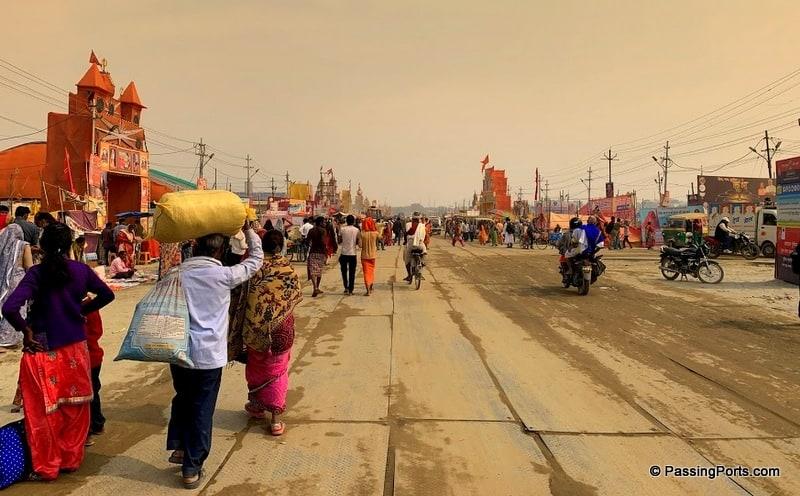 Kumbh organized in Allahabad