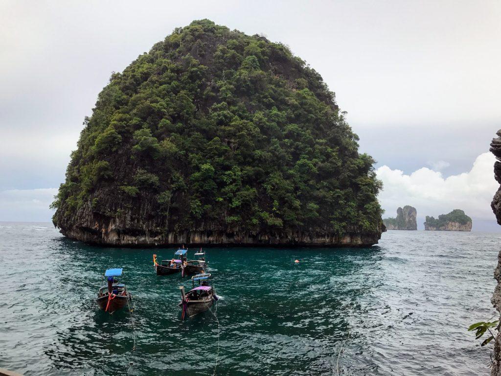 Island Hopping from Klong Muang Beach