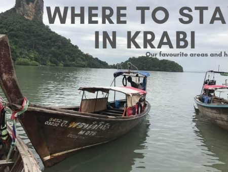 Where to stay in Krabi – for first timers, solo travellers and families