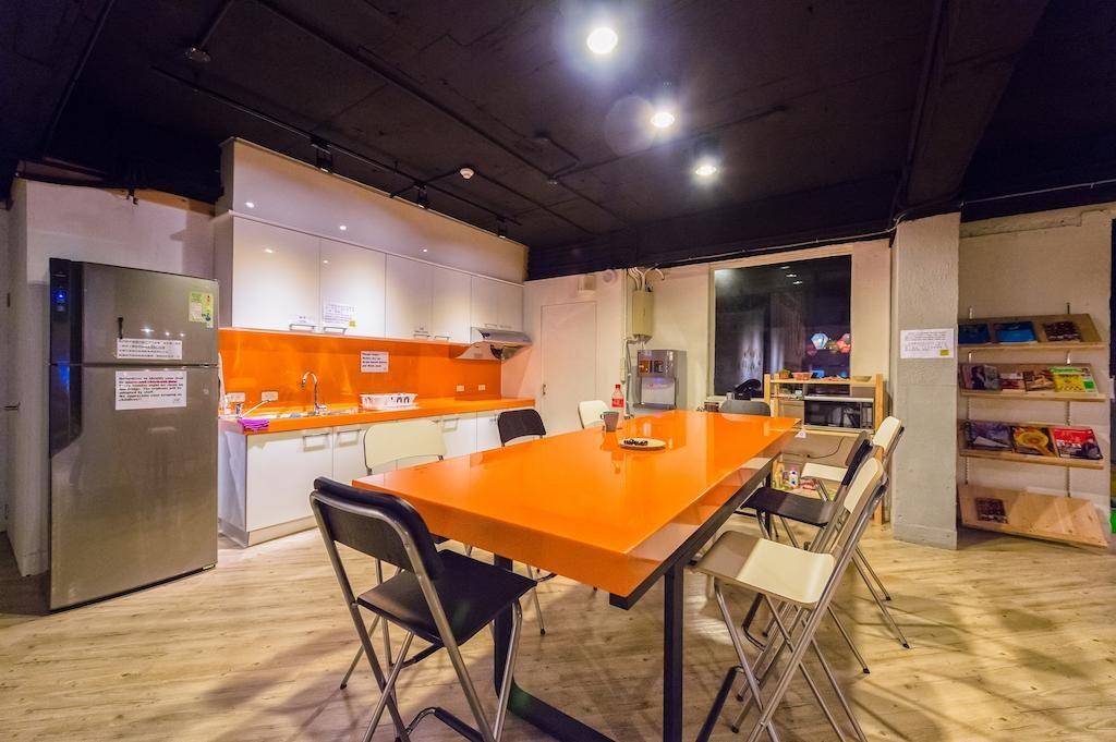 Meander Hostel Kitchen Area
