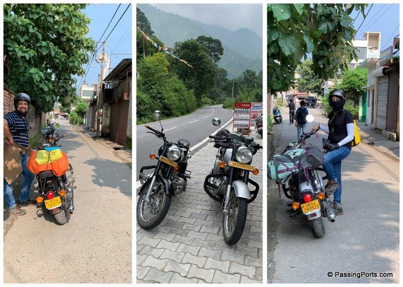 Bike rental in Uttarakhand