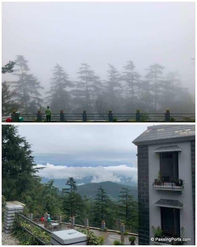 Views of Kausani