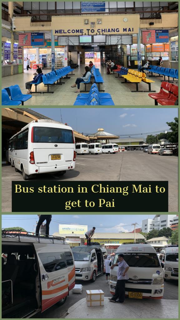Chiang Mai Bus Station
