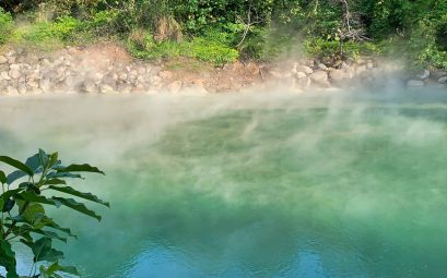 Pai hot springs things to do