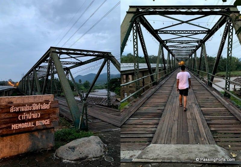 WWII Bridge Pai