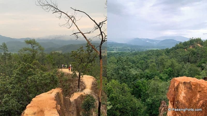 Canyon in Pai