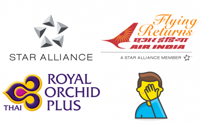 Star Alliance redemption