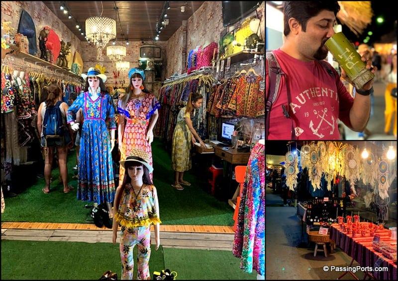 Shopping In Pai