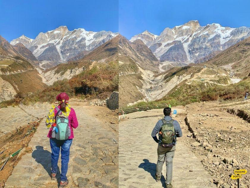 Walk Kedarnath