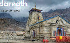Information on Kedarnath