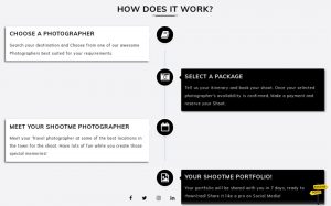 How to book a vacation photographer