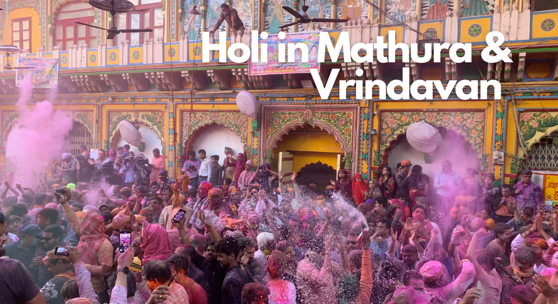 Planning Holi in Mathura